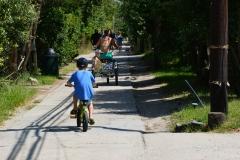 Everybody bikes!