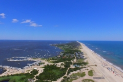 Our spectacular barrier beach island!!
